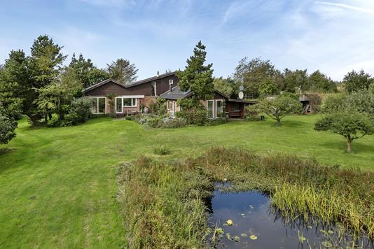 Villa på Mærskhusvej i Nørre Nebel - Ejendommen