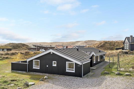 Fritidsbolig på Bjerregårdsvej i Hvide Sande - Ejendommen