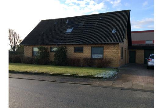 Villa på Solbakken i Hanstholm - Ejendommen