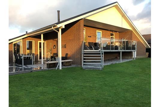 Villa på Havremarken i Hanstholm - Facade