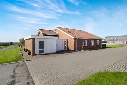 Villa på Hvedemarken i Hanstholm - Ejendom 1