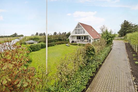 Villa på Trælshøj i Hanstholm - Ejendom 1