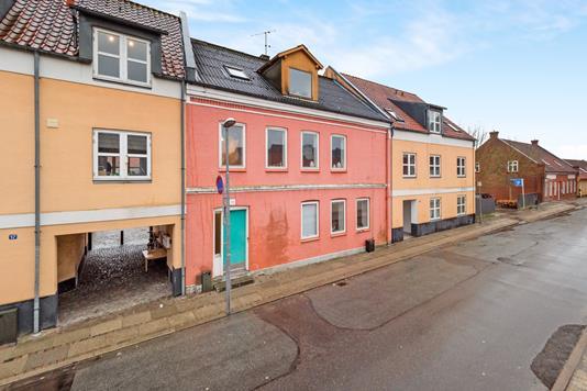 Villa på Nørregade i Thisted - Ejendom 1