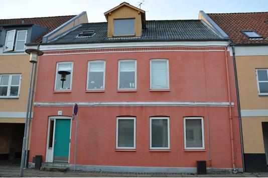 Villa på Nørregade i Thisted - Ejendommen