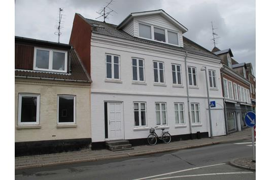 Ejerlejlighed på Hundborgvej i Thisted - Ejendommen
