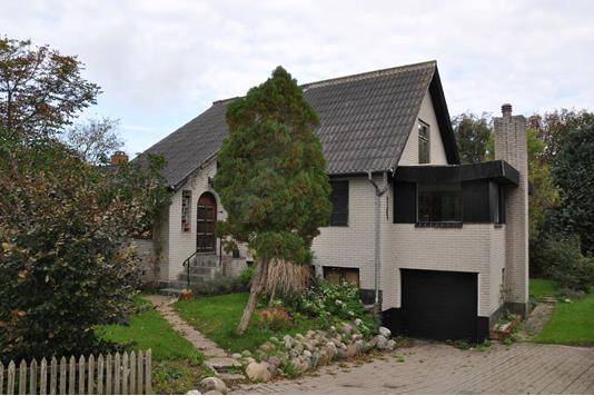Villa på Grandalsvej i Thisted - Facade