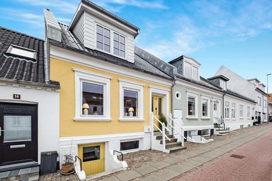 Villa på Dragsbækvej i Thisted - Ejendommen