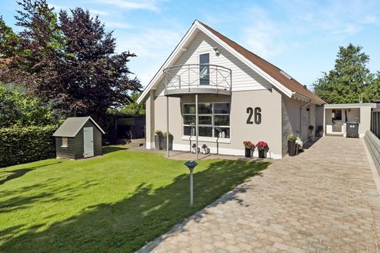 Villa på Jyllands Alle i Thisted - Ejendommen