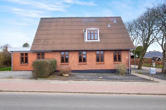 Villa på Winthersmøllevej i Thisted - Ejendommen