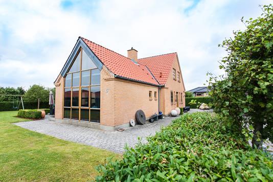 Villa på Jasminvej i Thisted - Facade