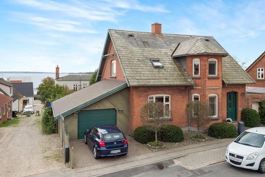 Villa på Hundborgvej i Thisted - Ejendommen