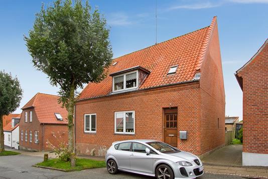 Villa på Refsvej i Thisted - Facade