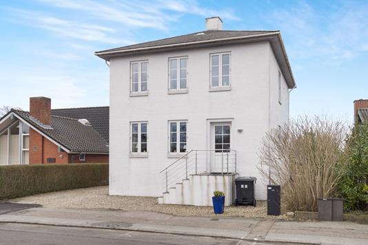Villa på Solbakkevej i Thisted - Ejendommen