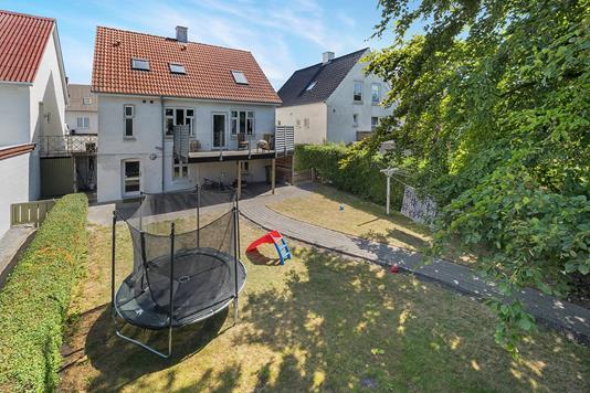 Villa på Nørrealle i Thisted - Ejendommen