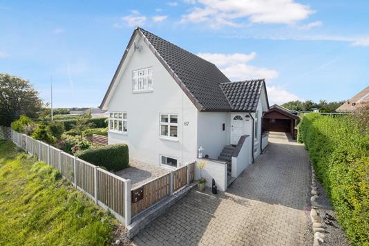 Villa på Østerbakken i Thisted - Ejendom 1