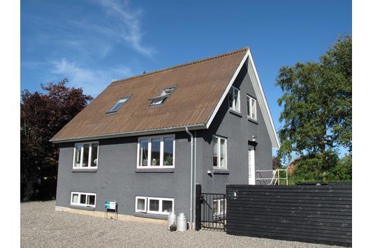 Villa på Lavavej i Thisted - Facade