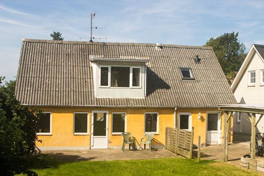 Villa på Gl. Sjørringvej i Thisted - Facade