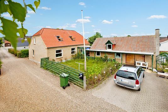 Villa på Norsvej i Thisted - Ejendommen