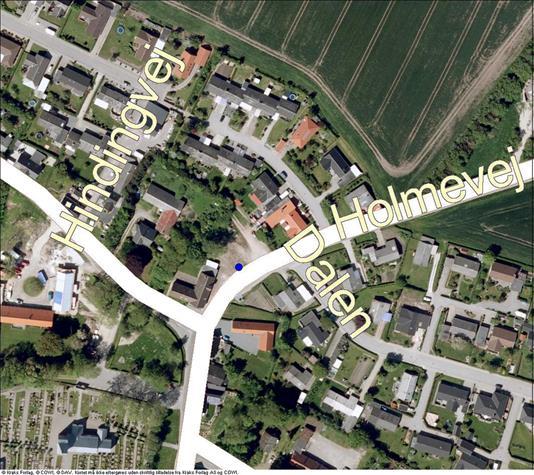 Helårsgrund på Holmevej i Thisted - Grund