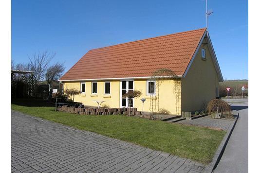 Villa på Vorupørvej i Thisted - Facade