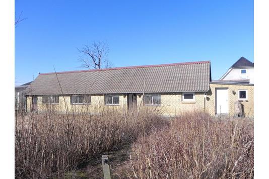 Villa på Bybakken i Hanstholm - Ejendommen