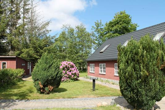 Villa på Langvadvej i Frøstrup - Ejendommen