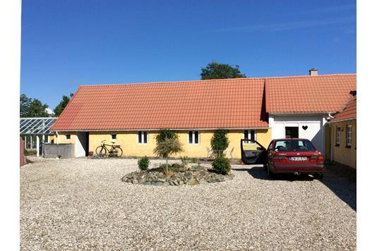 Villa på Amtoftvej i Vesløs - Facade