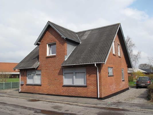 Villa på Tårnvej i Thisted - Ejendommen