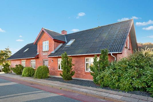 Villa på Møgelvej i Snedsted - Ejendommen