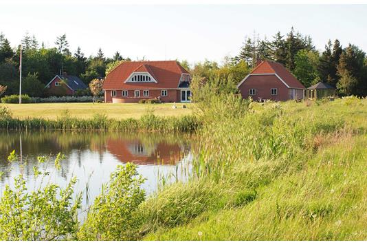 Villa på Nørbyvej i Thisted - Facade