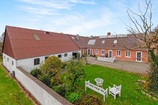 Villa på Brundvej i Thisted - Ejendommen