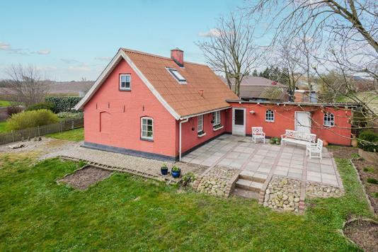 Villa på Mosevej i Thisted - Ejendommen