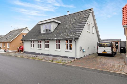 Villa på Ballerumvej i Thisted - Ejendommen