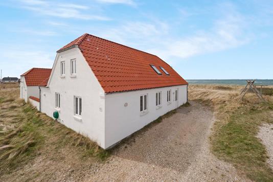 Villa på Sandnæshagevej i Frøstrup - Ejendommen