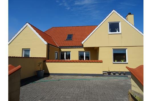 Villa på Ørhagevej i Thisted - Facade
