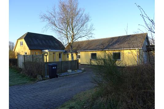 Villa på Skovvej i Frøstrup - Facade