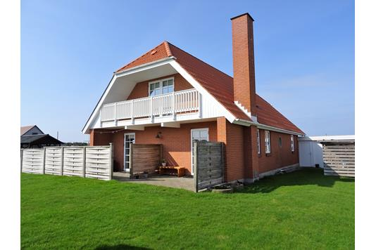 Villa på Ørhagevej i Thisted - Ejendommen