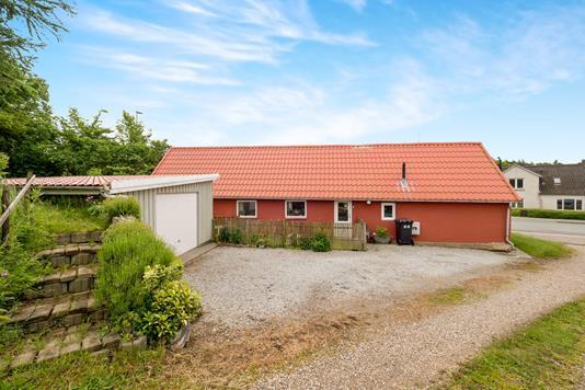 Villa på Vorupørvej i Thisted - Ejendommen