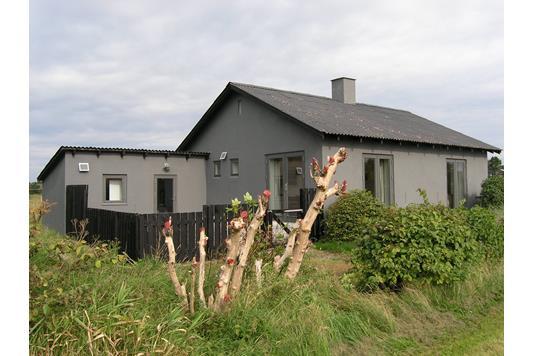 Villa på Niels Juels Vej i Snedsted - Facade