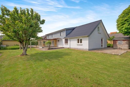 Villa på Buen i Snedsted - Ejendommen