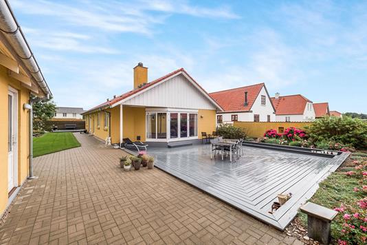 Villa på Kalles Mark i Thisted - Ejendommen