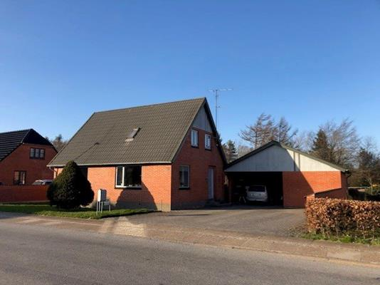 Villa på Vestergade i Frøstrup - Andet