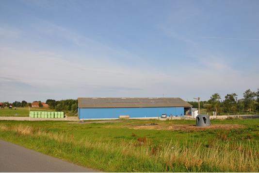 Landejendom på Præstegårdsvej i Thisted - Ejendommen