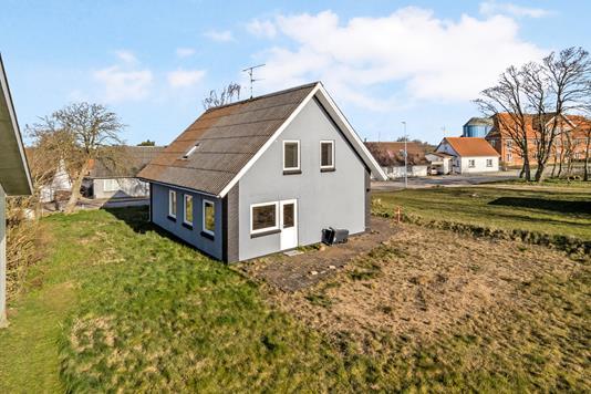 Villa på Tømmerbyvej i Vesløs - Ejendom 1