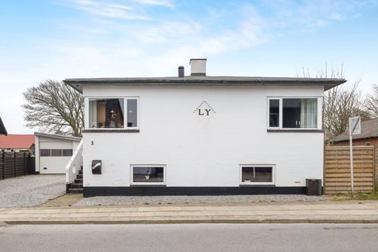 Villa på Stationsvej i Thisted - Ejendommen