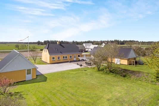 Villa på Kapelhusvej i Hanstholm - Andet