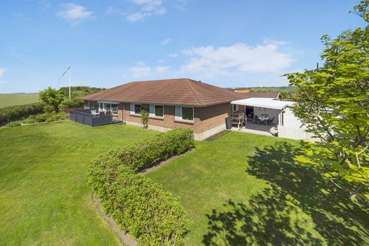 Villa på Skindbjerg Høje i Vestervig - Ejendom 1