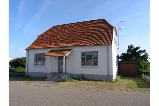 Villa på Vestermøllevej i Thisted - Facade