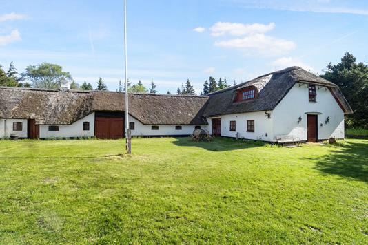 Villa på Bjålumvej i Frøstrup - Ejendom 1