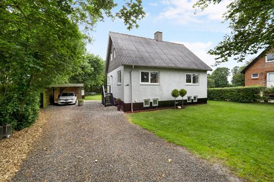 Villa på Snedstedvej i Snedsted - Ejendom 1